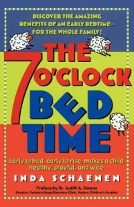 The 7 o'clock Bed Time